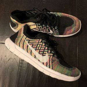 Nike Mulitcolor Free